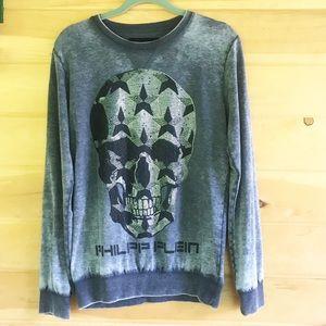Phillip Plein Couture Skull sweatshirt